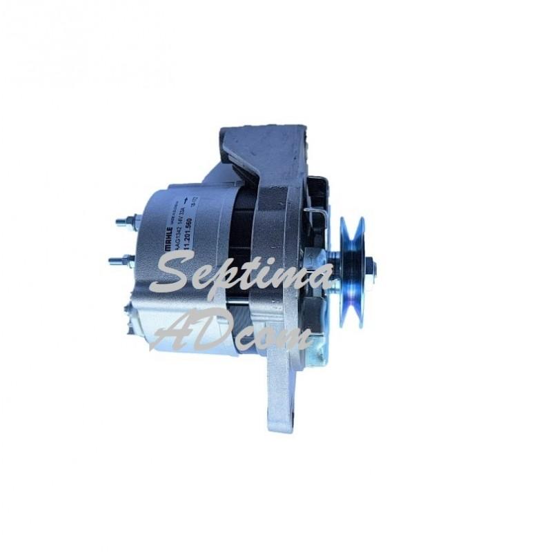 Alternator MAHLE 33 A - cu releu incorporat MG 400 (Iskra AAG 1342)